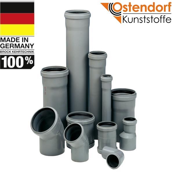 Внутренняя канализация Ostendorf HT