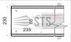 Внутрипольные конвекторы с естественной конвекции Polvax KE.230.90 2