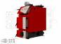 Котел на твердом топливе TRIO UNI Plus 150 кВт ALTEP (боковая чистка) 4