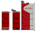 Котел на твердом топливе DUO UNI Plus 120 кВт ALTEP (комплект) 0