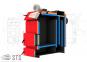 Котел на твердом топливе TRIO UNI Plus 97 кВт ALTEP (боковая чистка) 2