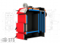 Котел на твердом топливе TRIO UNI Plus 300 кВт ALTEP (боковая чистка) 2