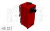 Котел на твердом топливе DUO UNI Plus 27 кВт ALTEP (комплект ручной) 3