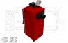 Котел на твердом топливе DUO UNI Plus 33 кВт ALTEP (комплект ручной) 2
