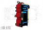 Котел на твердом топливе DUO PLUS 15 кВт ALTEP (автоматика TECH) 0