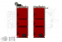Котел на твердом топливе DUO UNI Plus 33 кВт ALTEP (комплект ручной) 5