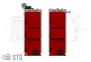 Котел на твердом топливе DUO UNI Plus 40 кВт ALTEP (комплект ручной) 5