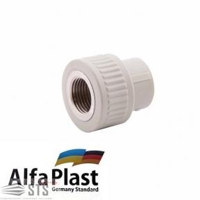 Муфта с внутренней резьбой Alfa Plast