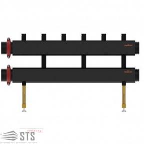Распределительный коллектор на 3 выхода для модульной системы Termojet Mega