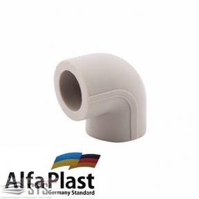 Угол Alfa Plast 90°