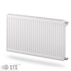 Стальной панельный радиатор PURMO Compact C11 600Х400 (боковое)