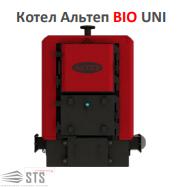 Котел на твердом топливе ALTEP BIO UNI 300 кВт