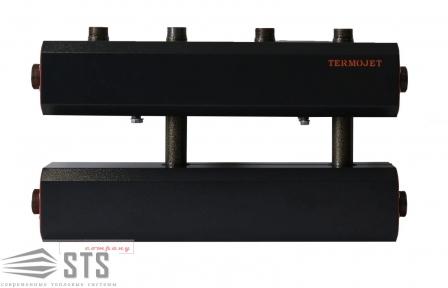 Коллектор TERMOJET  в изоляции с выходами верх и низ