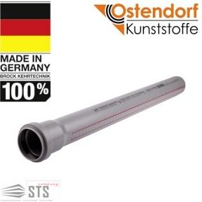 Труба канализационная Ostendorf d40