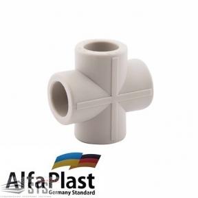 Крест Alfa Plast