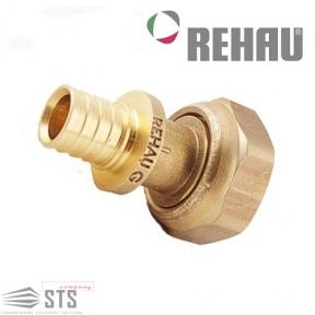 Переходник Rehau RAUTITAN RX с накидной гайкой