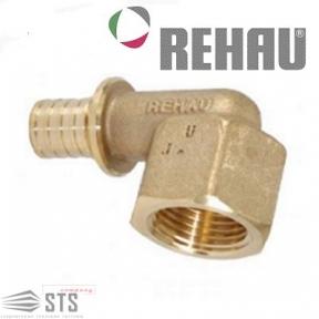 Угол Rehau RAUTITAN RX с внутренней резьбой