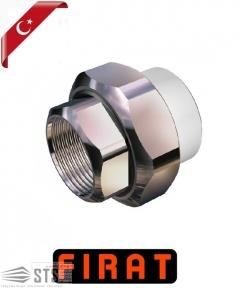 Муфта разборная с внутренней резьбой Firat