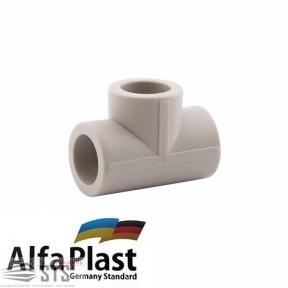 Тройник Alfa Plast