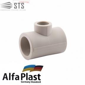 Тройник редукционный Alfa Plast