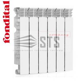 Радиатор алюминиевый Fondital Exclusivo B3 500/100 мм
