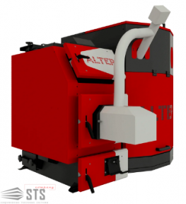 Котел на твердом топливе Trio Uni Pellet Plus 250 кВт ALTEP ( с горелкой ALTEP )