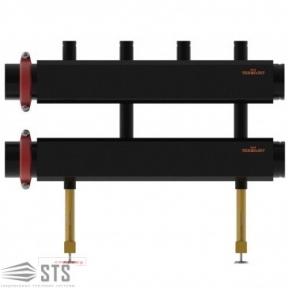 Распределительный коллектор на 2 выхода для модульной системы Termojet Mega