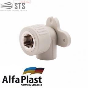 Угол установочный Alfa Plast