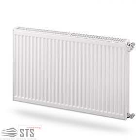 Стальной панельный радиатор PURMO Compact C22 450Х400 (боковое)