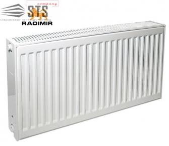 Радиаторы стальные RADIMIR TYPE 22 тип 500H бок