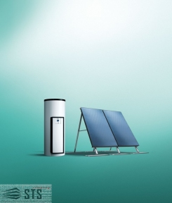 Солнечная система Vaillant auroSTEP / 4plus 1.150 VT