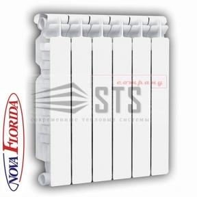 Радиатор алюминиевый NOVA FLORIDA Geniale 500/80 мм