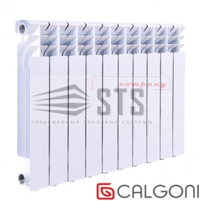 Алюминиевые радиаторы Calgoni Alpa 500/80 мм