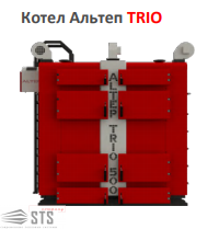 Котел TRIO 500 кВт ALTEP