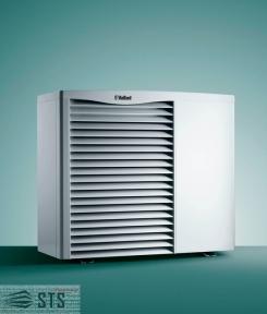 Тепловой насос (воздух / вода) Vaillant AroTherm VWL 55/2 A 230 V Пакет 0010016408 + multiMATIC VRC7