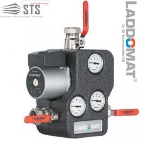 Трехходовой термосмесительный клапан Laddomat 21-60